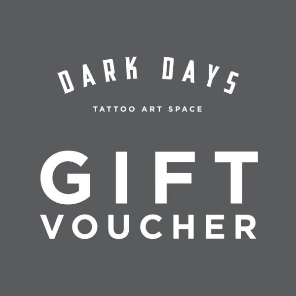 dark days gift voucher