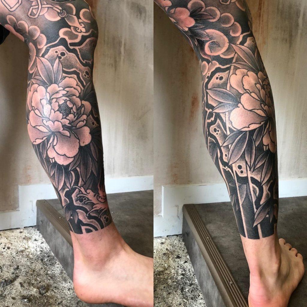 dark days tattoo